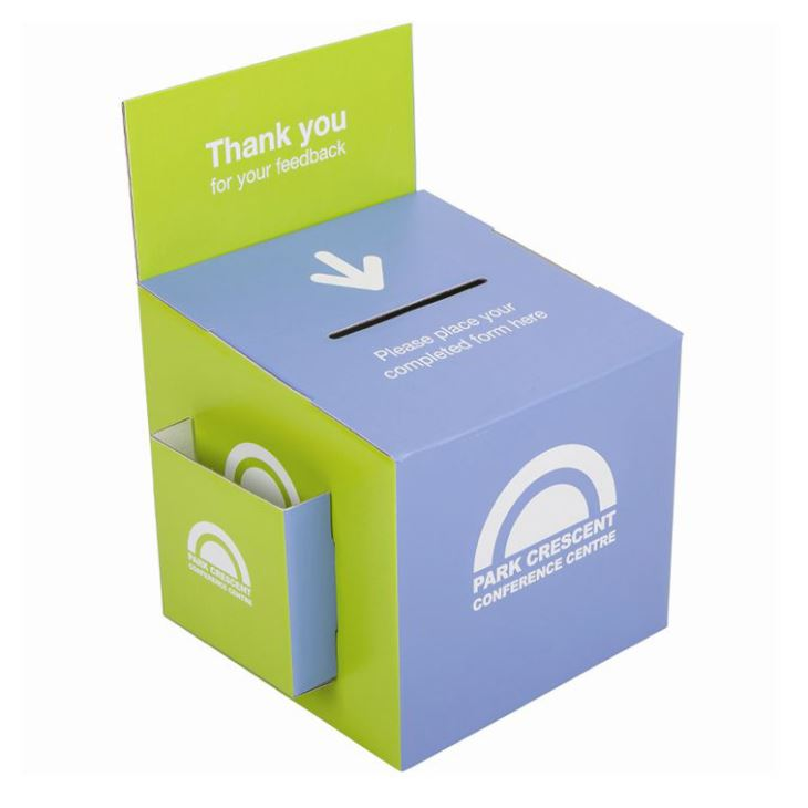 Donatiebox of Inleverbox